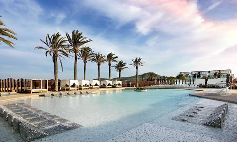 Hard Rock Hotel Ibiza (Playa d'en Bossa)