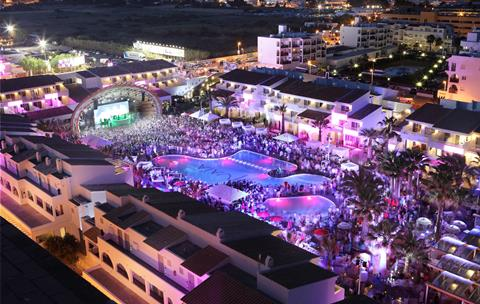 Ushuaia Ibiza Beach & Tower (Playa d'en Bossa)