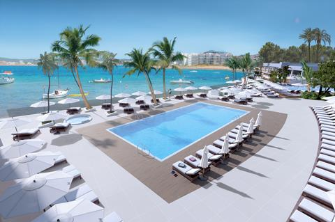 Amare Beach Hotel Ibiza (San Antonio)